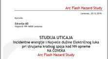 Arc Flash Hazard Study